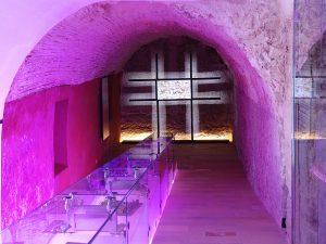 El Centre d'Interpretació Madina Yabisa ocupa l'antiga Casa de la Cúria