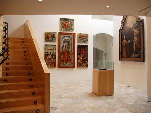 Interior del Museu Diocesà de la Catedral