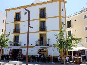 Formentera és un dels restaurants històrics de la ciutat