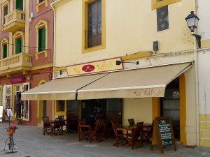 Ke Kafé està molt proper a Vara de Rey