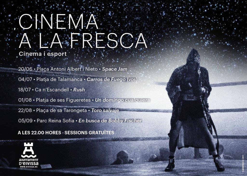 Cinema a la fresca 2017